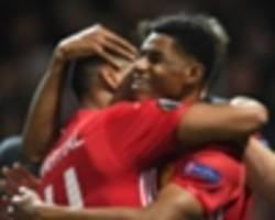 rashford or martial? mourinho faces tough task to keep both happy