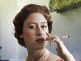 how princess margaret turned pickiness into an art form
