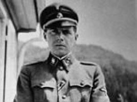 the nazi monster who was allowed to get away