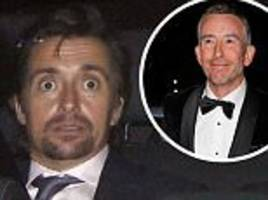richard hammond 'seething' after run-in with steve coogan