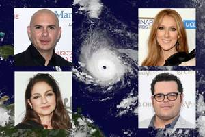 hurricane irma: famous floridians urge those in path to 'stay calm and strong'
