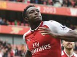 arsenal 3-0 bournemouth: welbeck and lacazette  secure win