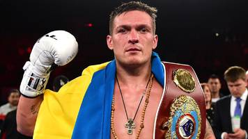 world boxing super series: oleksandr usyk stops marco huck to defend title