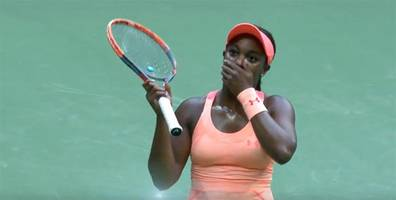 US Open 2017: America celebrates twice over, as Sloane Stephens beats Madison Keys in 'the friendly game'