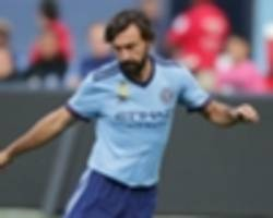 pirlo endures rough night as timbers succeed in neutralizing the italian star