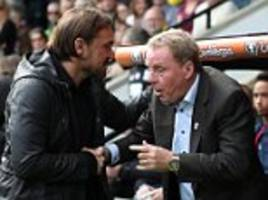 norwich city fans serenade manager with 'farkelife'