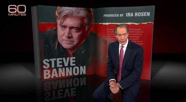 bannon declares war on the gop: key highlights from his 60 minutes interview