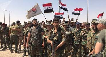 The Race For Deir Ezzor: US And Syrian Forces Are About To Collide