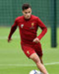 Liverpool ace Philippe Coutinho set to face Sevilla at Anfield in Champions League return
