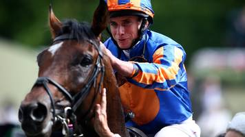 favourite order of st george wins irish st leger for second time