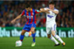 three changes for crystal palace for burnley clash as midfielder...