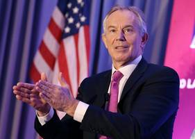 Tony Blair Calls For New Immigration Rules In Bid To Stop Brexit