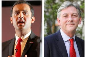 scottish labour members can pay £12 to vote for next leader in two-horse race to replace kezia dugdale