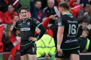 why sam davies should take a few tips from the one and only king as ospreys are taught glasgow lesson