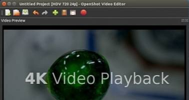 OpenShot 2.4 Open-Source Video Editor Adds New Freeze & Zoom Presets, Many Fixes