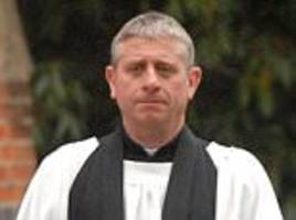 church of england vicar incinerated himself with petrol