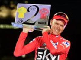 chris froome ready for well-deserved rest after vuelta win
