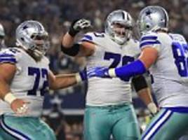 Dallas Cowboys dominate New York Giants in NFL