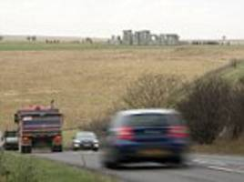 £1.6billion tunnel letting you drive under Stonehenge