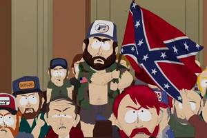 'south park' to tackle white nationalists and charlottesville in season premiere (video)