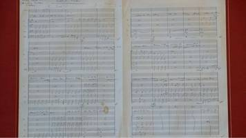 'stolen' beatles eleanor rigby score removed from auction