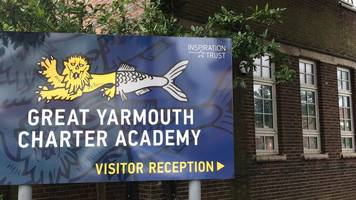 great yarmouth parents slam strict rules at failing academy