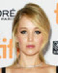 jennifer lawrence serves up maximum cleavage in boob-filled bustier