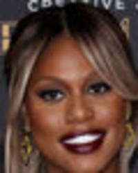 knickerless trend hits hollywood as laverne cox rocks jaw-dropping frock