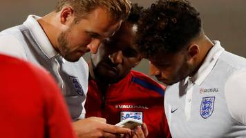 england players warned off public wi-fi as fa boosts world cup cyber security
