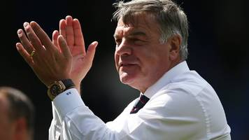 'i am enjoying my life too much' - allardyce approached over palace return