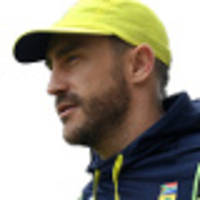 faf to lead proteas in all three formats