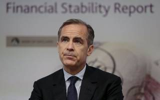 Carney picked for two top jobs at global central bank watchdog
