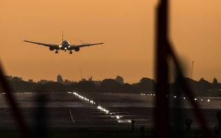 london's airports soar to record summer months