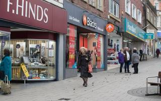 retailers braced for £280m rise in business rates as inflation climbs