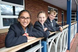 how west bridgford school has made a success of coping with 'more rigorous' exams