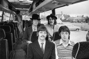 the beatles in cornwall - 50 years on from the fab four's magical mystery tour trips to liskeard, bodmin and newquay