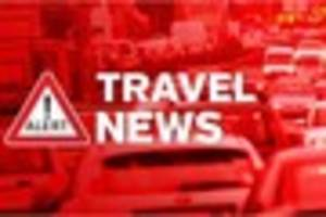 Heavy traffic as A12 is blocked near Chelmsford after crash