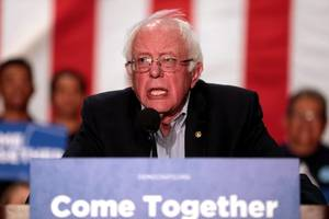 Bernie Sanders sets the stage for 2018 with single-payer healthcare bill