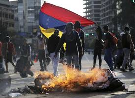 UN Rights Chief Says Venezuela Police May Have Committed Crimes Against Humanity