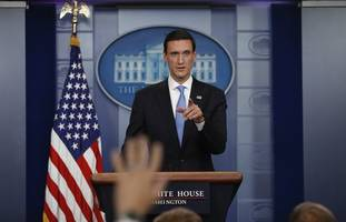 White House Adviser Says Its Too Early To Determine If Climate Change Caused Storms
