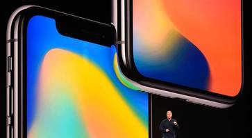 Apple unveil iPhone X to mark tenth anniversary with Face ID technology and wireless charging