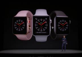 Apple just unveiled its latest smartwatch, the Apple Watch Series 3 — here's everything you need to know (AAPL)