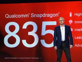 qualcomm published a list android 'firsts' ahead of apple's iphone 8 launch ... but it made a few mistakes (aapl, qcom)