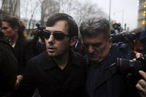'Pharma Bro' Martin Shkreli says he used 'poor judgment' in placing a $5,000 bounty for Hillary Clinton's hair