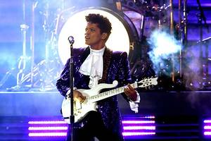 bruno mars is this fall's most in-demand tour ticket ahead of ed sheeran, lady gaga