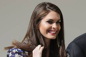 get to know hope hicks, the new white house communications director