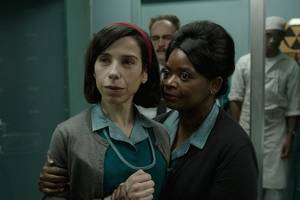 'The Shape of Water' Brings Tears, F-Bombs to Toronto