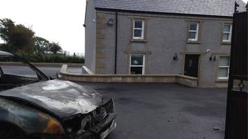Man charged over gun attack at house in Larne