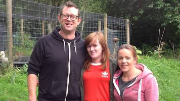 charity helps drug addicts set up their own businesses