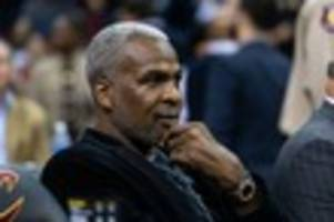 charles oakley files lawsuit against knicks owner james dolan, accuses him of ruining the knicks